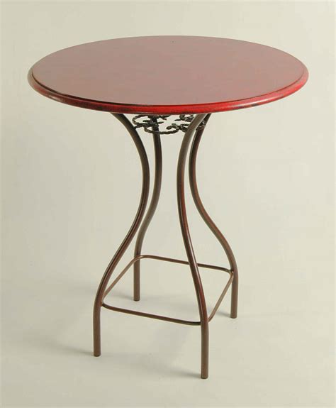 wrought iron table ls bar tables wrought iron