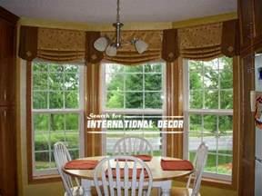 kitchen bay window treatment ideas design kitchen with bay window basic tips