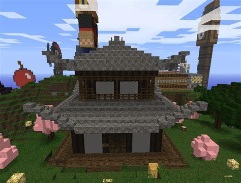 minecraft japanese house interior apartments