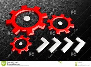 Gears Background Royalty Free Stock Photography - Image ...