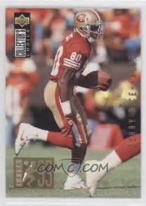 1994 deck collector s choice base 45 jerry rice comc card marketplace