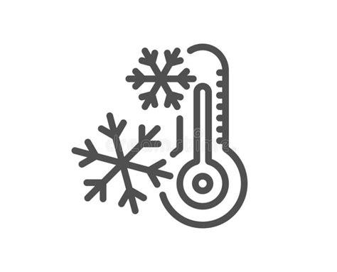 Freezing Thermometer Stock Illustrations – 459 Freezing ...