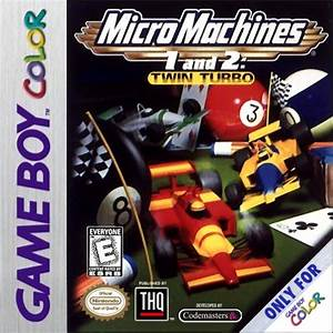 Micro Machines 1 And 2 Twin Turbo GameSpot