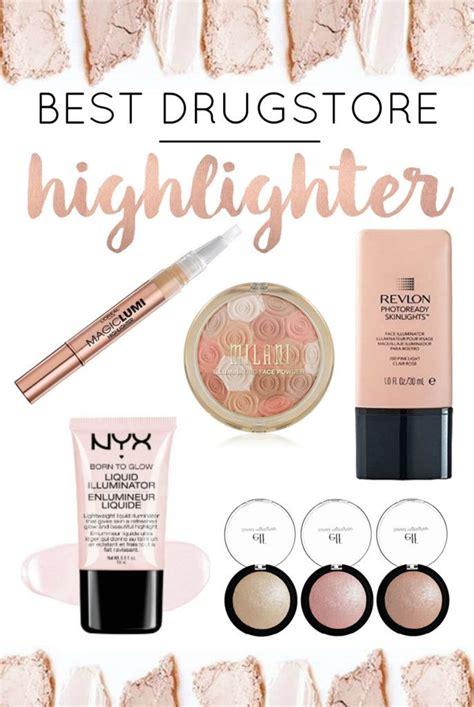 cheap highlighter makeup ideas  pinterest cheap highlighter drugstore makeup dupes