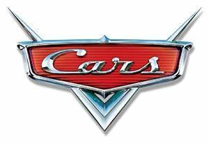 Disney and Pixar - Cars Logo Vector (.EPS) Free Download