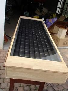La famille creative panneau solaire en canettes for Delightful panneau solaire thermique pour piscine 2 la famille creative panneau solaire en canettes