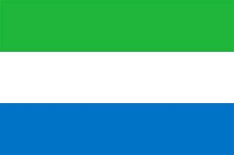 Sierra Leone Flag Emoji
