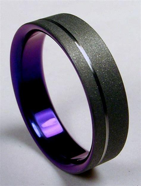 unusual unconventional wedding rings  men designbump