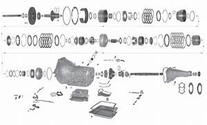 C6 Transmission Parts Diagram
