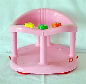 Baby Bath Tub Ring Seat New In Box By Keter Pink Best
