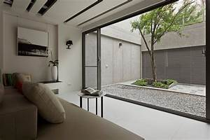 Tips, On, Create, A, Minimalist, Garden, With, Natural, Stones