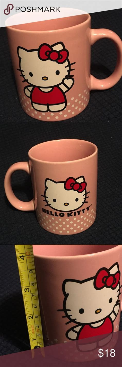 There are 3459 kitty coffee mug for sale on etsy, and they cost 18,52 $ on average. Hello Kitty mug In excellent condition with no chips or cracks. Hello Kitty Kitchen Coffee & Tea ...