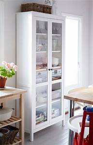 IKEA Vitrine HEMNES No Place Like Home Pinterest