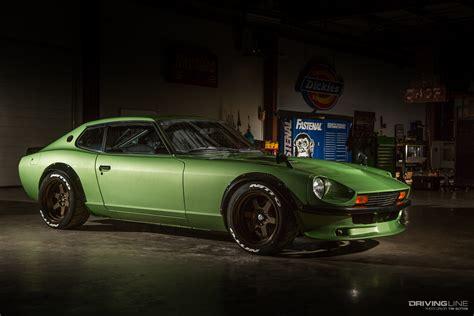Datsun Garage by Fair Gas Monkey Garage X Big Mike Datsun Z Drivingline