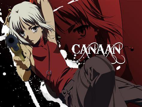 Canaan Anime Wallpaper - canaan character zerochan anime image board