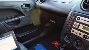 Ford Fiesta 2005 Airbag Light Randomly On Or Flashing