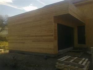 Garage Ossature Bois : richard william charpente couverture maison ossature bois ~ Melissatoandfro.com Idées de Décoration