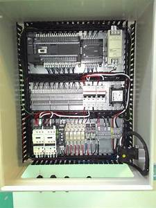 Control Panel With Plc