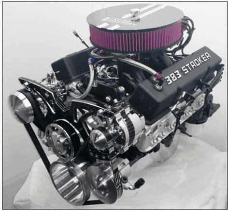 383 Chevy Stroker 500 Horsepower