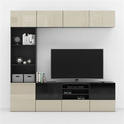 Tv Cupboard Ikea by 3d Tv Stand Ikea 1144229 Turbosquid
