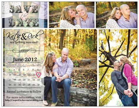 My Vistaprint Postcard Save the Dates Weddingbee Photo