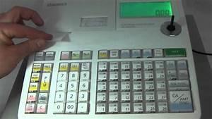 Casio Cash Register Instructions: How to program discount ...