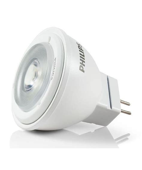 philips 46677 409869 accentled 3 watt bipin mr11 12 volt