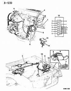 1995 Chrysler Lebaron Wiring