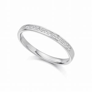 Platinum 02ct princess cut diamonds vintage wedding ring for Platinum princess cut wedding rings