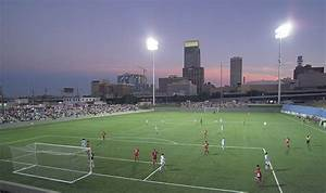 Sports lighting poles and stadium towers