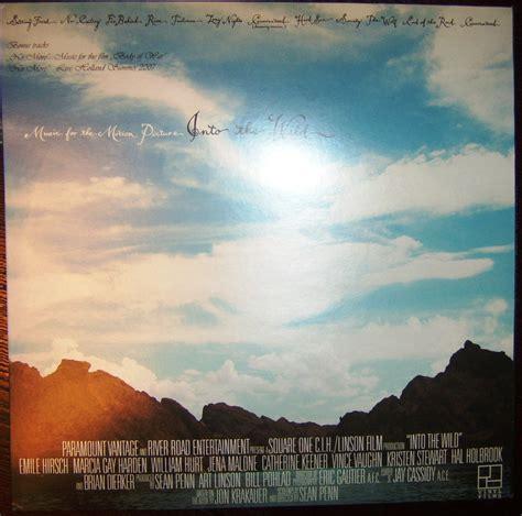 into the wild soundtrack eddie vedder vinyl lp on