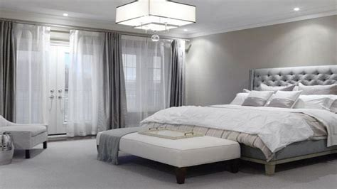 Grey Bedroom Wall, Yellow Gray And White Bedrooms White