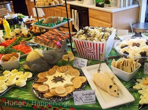 Party Food : Cute And Creepy Bug Themed Party Food