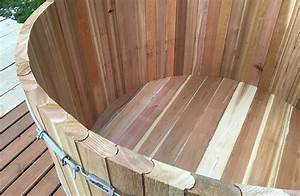 Cedar Hot Tub : our diy wood fired cedar hot tub video series tips tricks pure living for life ~ Sanjose-hotels-ca.com Haus und Dekorationen