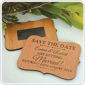 wooden save the date magnets wedding diy pinterest With diy save the date magnets template
