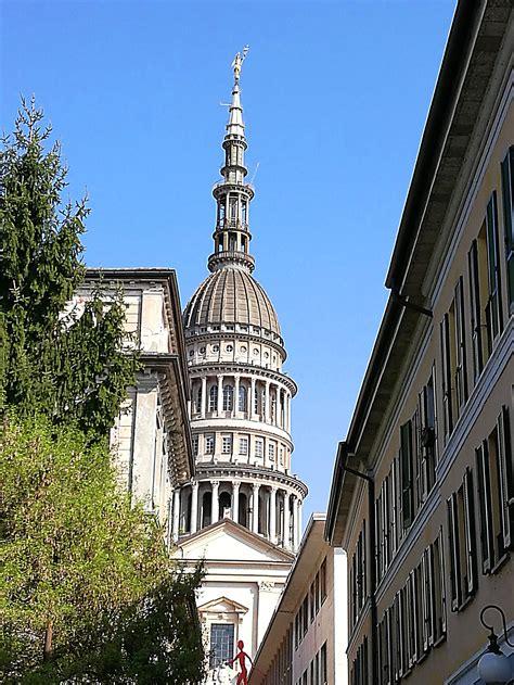 Cupola Novara by Novara Cupola Di San Gaudenzio Illuminata Dal Sole Novara
