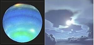 Inside Neptune Planet