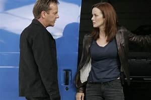 Jack Bauer and Renee Walker romance in 24 Season 8 - Annie ...