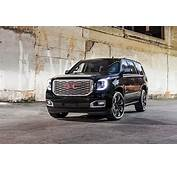 GMC Yukon Denali Ultimate Black Edition Is The