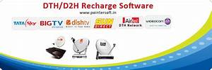 Dth Recharge Software - D2h Recharge Software