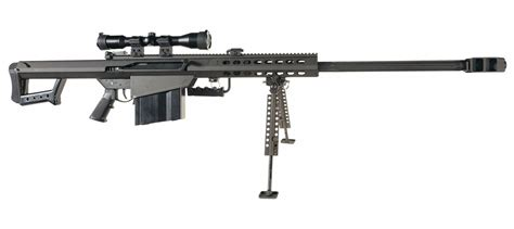50 Bmg Scope by Excellent Barrett M82a1 Semi Automatic 50 Bmg Rifle With