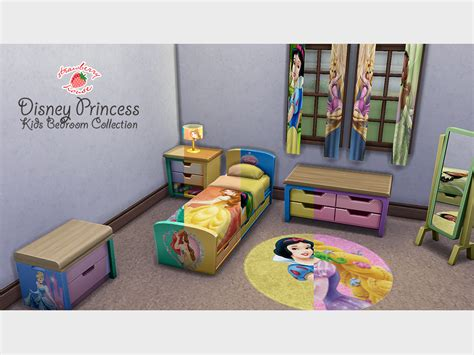 toddler boy bedroom sets mod the sims disney princess bedroom collection