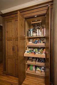 Pantry, Shelving, Systems, With, Food, Storage, Kitchen, Designs, Cupboard