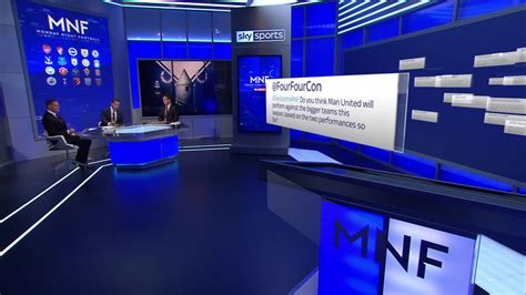 Sky Sports Studio 1 Broadcast Set Design Gallery