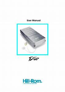 Duo Alternating Pressure Mattress Overlay User Manual Nov