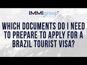 which documents do i need to prepare to apply for a brazil With what passport documents do i need