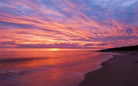 Sunset Beach Wallpapers Sunset Beach Stock Photos