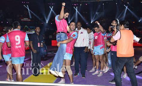 Abhishek Bachchan Kabaddi Team Winning Streak