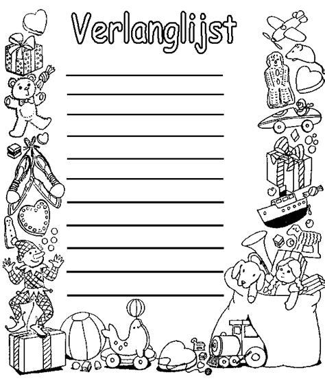 Kleurplaat Randen by Kleurplaat Sinterklaas Kleurplaat Sinterklaas