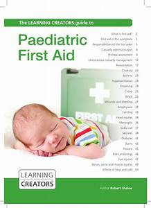 Paediatric First Aid Manual By Learning Creators